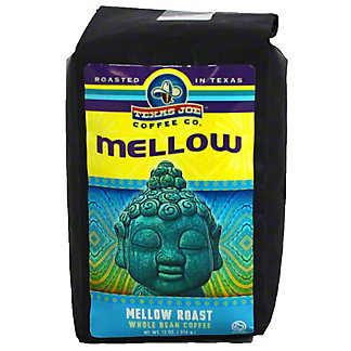 Texas Joe Mellow Whole Bean Coffee, 12 oz
