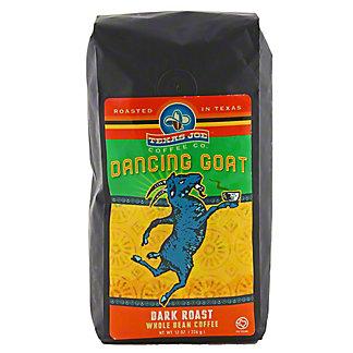Texas Joe Dancing Goat Whole Bean Coffee, 12 oz