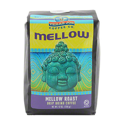 Texas Joe Mellow Drip Ground Coffee, 12 oz