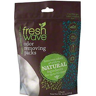 Fresh Wave Odor Removing Packs, 6 ct
