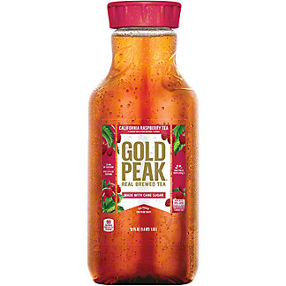 Gold Peak Raspberry Iced Tea, 52 oz