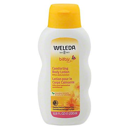 Weleda Baby Calendula Baby Lotion, 6.8 OZ