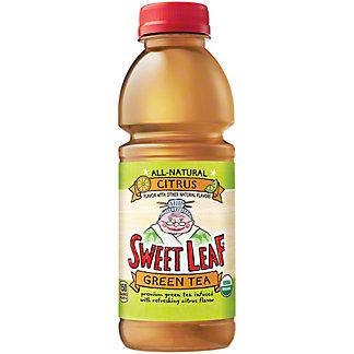 Sweet Leaf Citrus Green Tea,16.00 oz