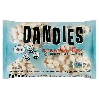 Dandies Vanilla Vegan Marshmallows, 10 oz