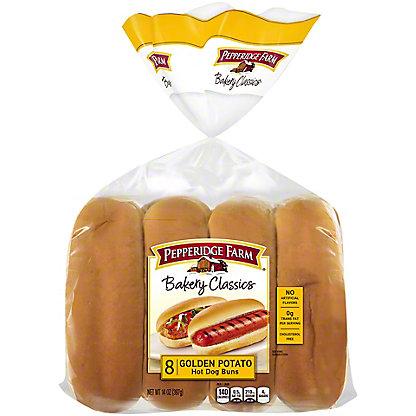 Pepperidge Farm Golden Potato Hot Dog Buns,8 ct