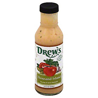 Drew's Thousand Island Dressing,12 OZ