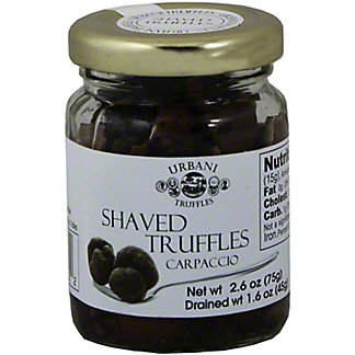 Urbani Carpaccio Shaved Truffles, 2.6 oz