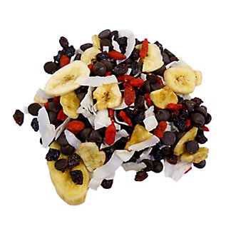SunRidge Farms Organic Goji Chocolate Banana Mix,sold by the pound