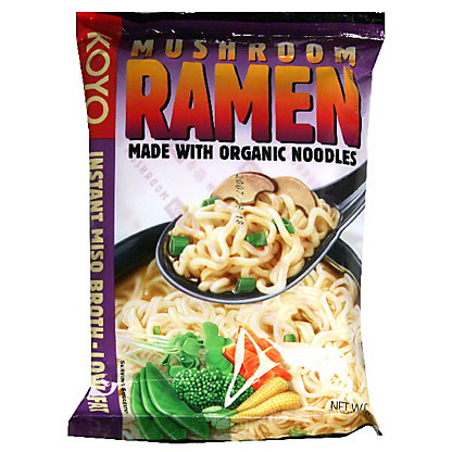 Koyo Koyo Mushroom Ramen, 2.00 oz