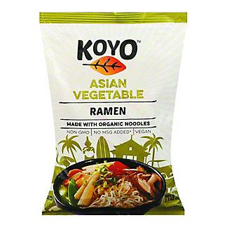 Koyo Asian Vegetable Ramen,2OZ
