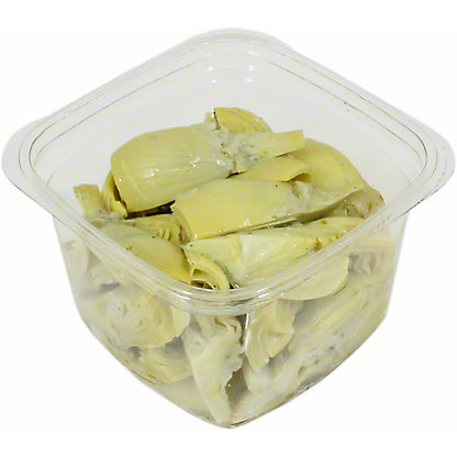 Divina Marinated Artichoke Quarters With Herbs, Sold by the pound
