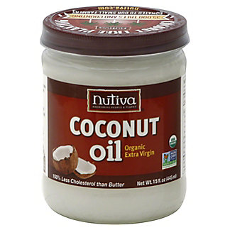Nutiva Nutiva Extra Virgin Coconut Oil,14.00 oz