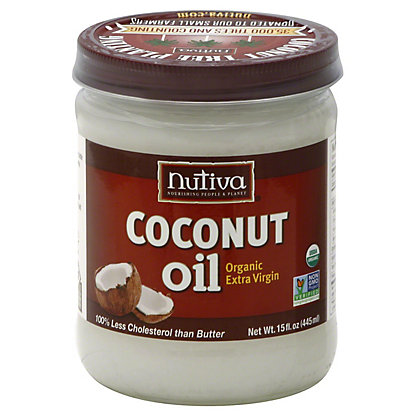 Nutiva Nutiva Extra Virgin Coconut Oil,14 00 oz