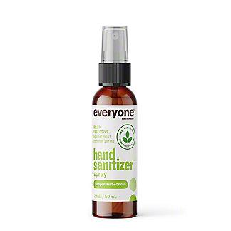 EO Everyone Peppermint Citrus Hand Sanitizer Spray,2.00 oz