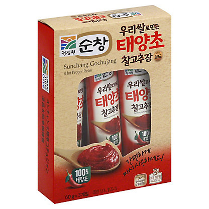 Chung Jung One Hot Pepper Paste, 3.00 ea
