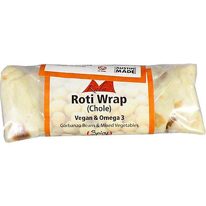 Kala's Kuisine Roti Wrap (Chole), 7 OZ