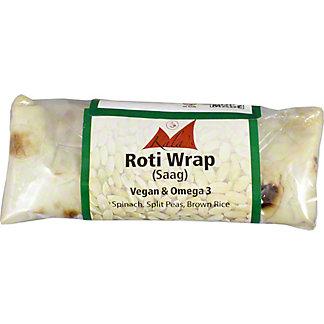 Kala's Kuisine Roti Wrap (Saag), 7 OZ