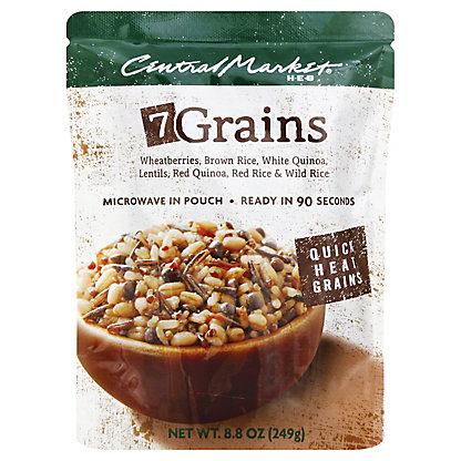 Central Market Quick Heat 7-Grains, 8.8 oz