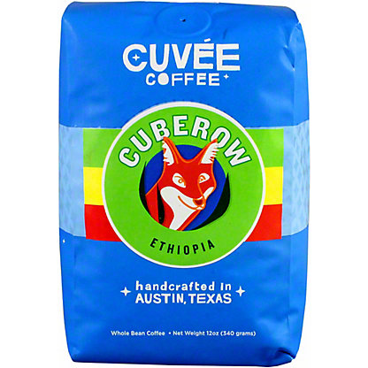 Cuvee Coffee Ethiopia Cuberow, 12 oz
