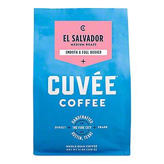 Cuvee Coffee El Salvador Laguna Las Ranas,12 oz