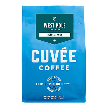 Cuvee Coffee Mezzanotte Dark Roast,12 oz