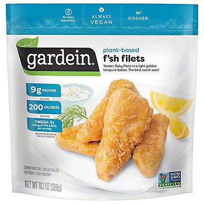 Gardein Golden Fishless Filet,6 ct