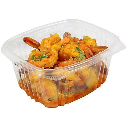 Chef Prepared Spicy Saffron Shrimp, LB