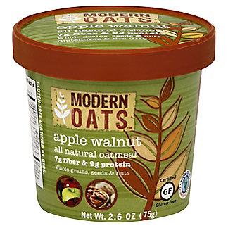 Modern Oats Apple Walnut Oatmeal,2.60 oz