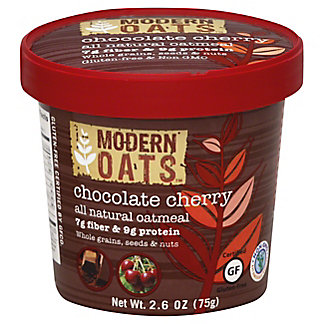 Modern Oats Chocolate Cherry Oatmeal,2.6 oz