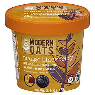 Modern Oats Mango Blackberry Oatmeal,2.6 oz