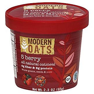 Modern Oats Modern Oats 5berry Oatmeal, 2.30 oz