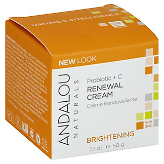 Andalou Naturals Andalou Naturals Probiotic C Renewal Cream, 1.70 oz