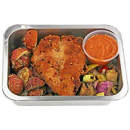 Central Market Diablo Chicken Dinner For One, EACH