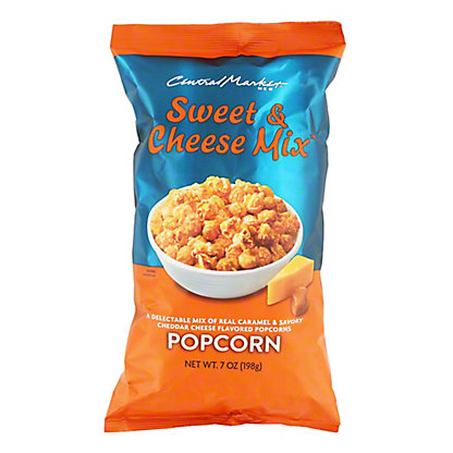 Central Market Sweet Cheese Popcorn,7 OZ