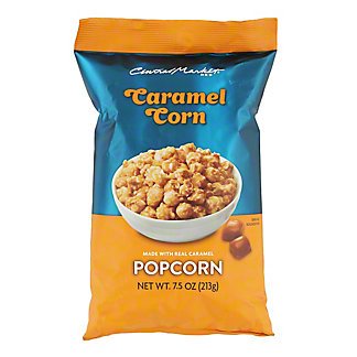 Central Market Caramel Corn Popcorn,7.5 OZ