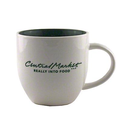 Central Market Coffee Mug, 12OZ
