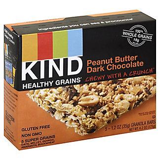 Kind Healthy Grains Peanut Butter Dark Chocolate Bars, 6.2 oz