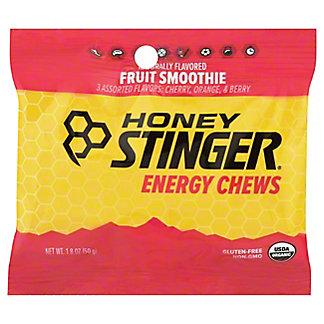 Honey Stinger Fruit Smoothie Energy Chew,1.8OZ
