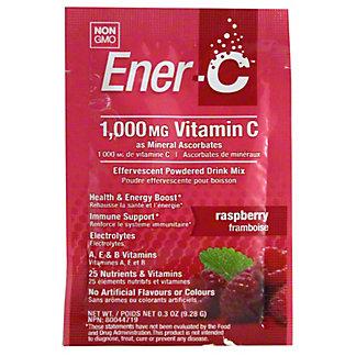 Ener C Raspberry Packet, 0.3 oz