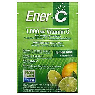 Ener C Lemon Lime Packet, 0.3OZ
