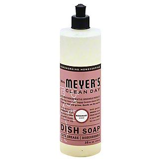 Mrs. Meyer's Clean Day Rosemary Liquid Dish Soap,16 OZ