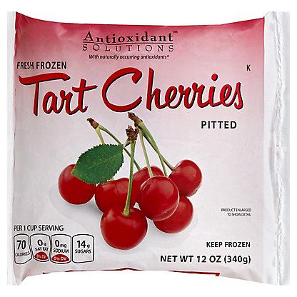 Antioxidant Solutions Tart Cherries,12 oz