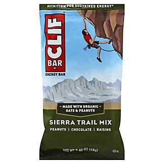 Clif Sierra Trail Mix Bar,2.4 OZ