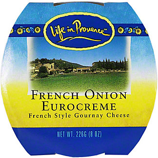 Life In Provence French Onion Eurocreme, 8OZ