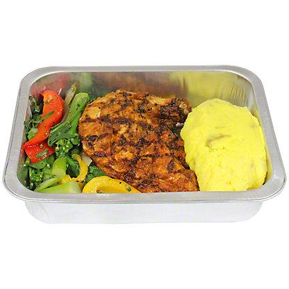 Central Market Harissa Chicken Dinner For One, ea