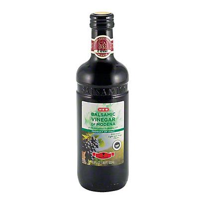 H-E-B Balsamic Vinegar of Modena, 1 Leaf,16.9 OZ
