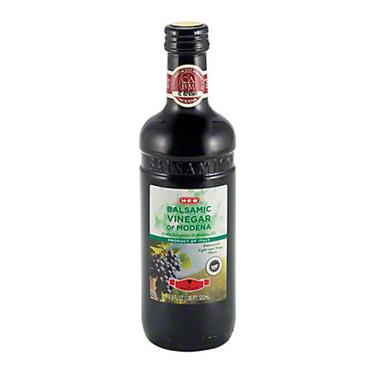 H-E-B Balsamic Vinegar of Modena, 1 Leaf,16.9 OZ