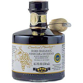 Central Market Aged Balsamic Vinegar of Modena,8.45 OZ