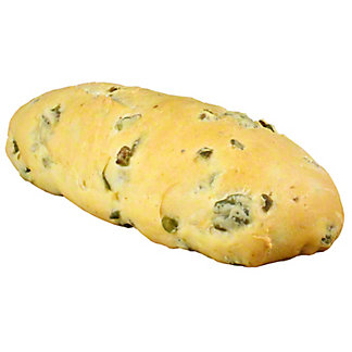 CASTELVETRANO OLIVES BREAD