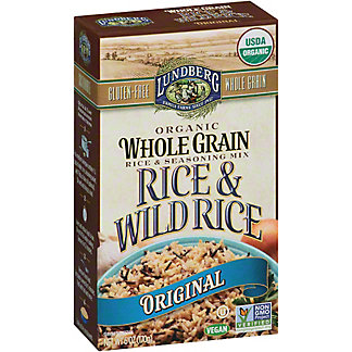 Lundberg Original Organic Whole Grain Rice & Wild Rice,6 OZ